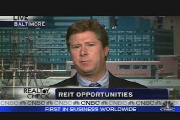 Overseas REIT Opportunities