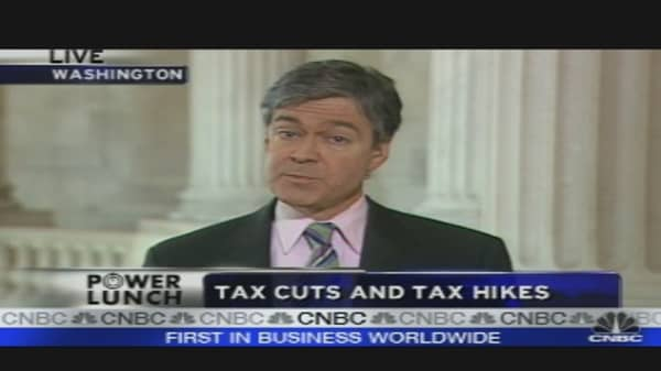 Tax Cuts & Tax Hikes