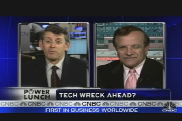 Tech Wreck