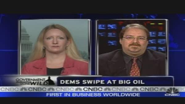 Dems vs. Big Oil