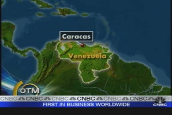 Venezuela Thursday