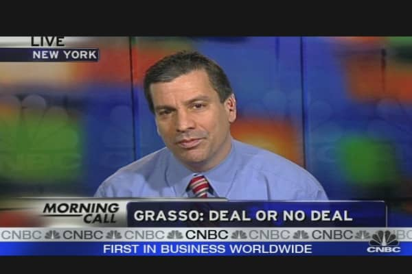 Grasso: Deal or No Deal?