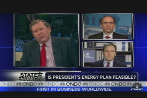 Bush's Energy Plan