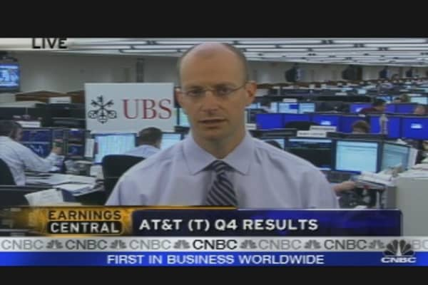 AT&T Earnings