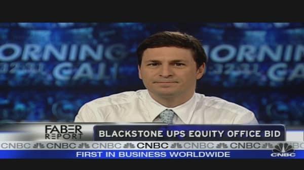 Faber Report: Blackstone