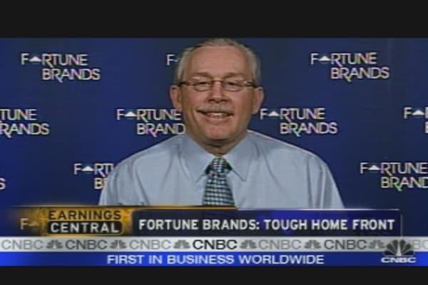 Fortune Brands Earnings