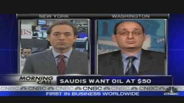 Saudi Oil Minister Leaving?