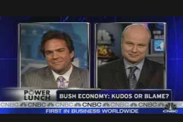 Bush & the Economy
