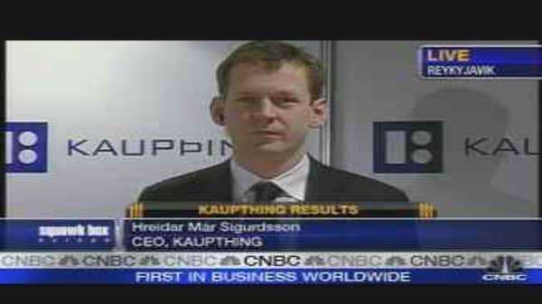 Kaupthing's Record Profit