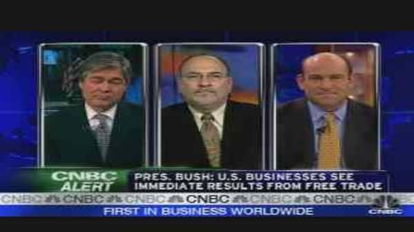 Bush Economic Plan