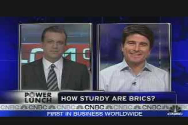 Fast Money: BRIC ETFs
