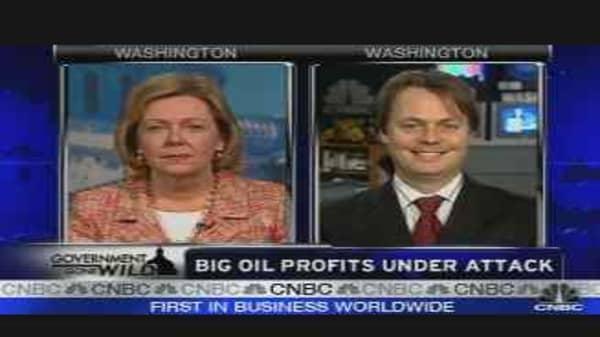 Big Oil Profits Under Attack