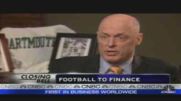 Football to Finance