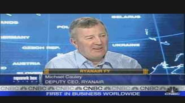 Ryanair Beats Q3 Expectations