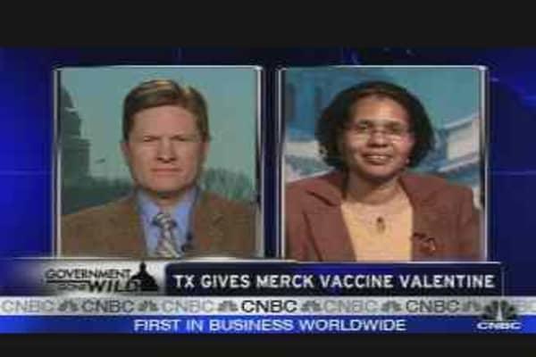 Cervical Cancer Vaccine