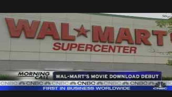 Wal-Mart Goes Hollywood