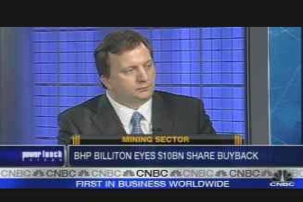 BHP Billiton CEO Resigns