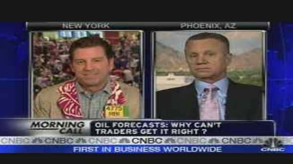 Oil & Accuracy