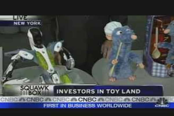Investors in Toy Land