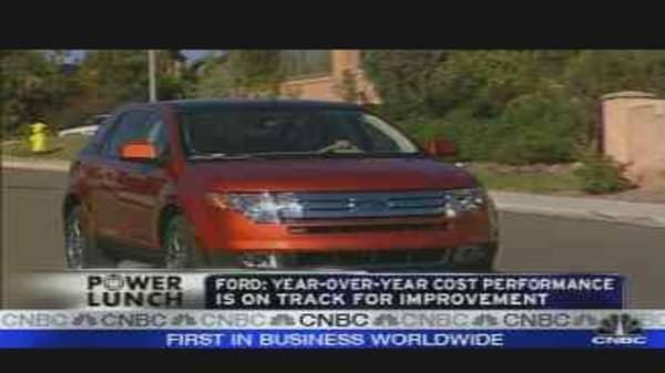 Ford's Way Backward