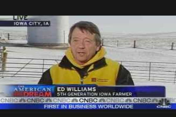 Farming Boom