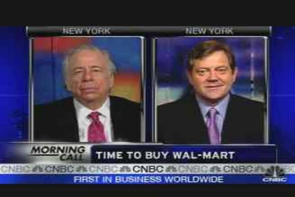 Wal-Mart Earnings