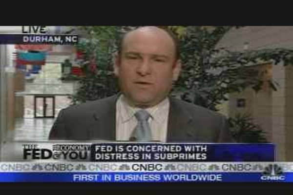 Fed & the Economy
