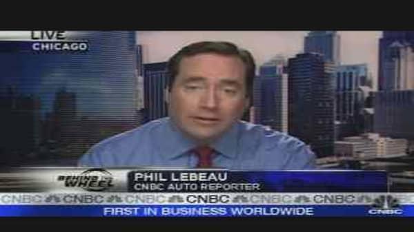 Chrysler CEO Reaches Out