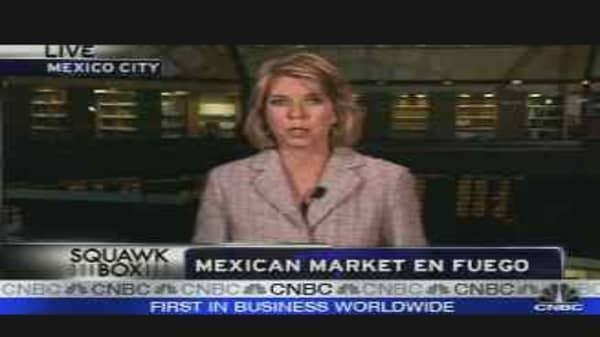 Mexican Market En Fuego