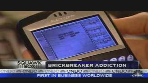 Brickbreaker Addiction