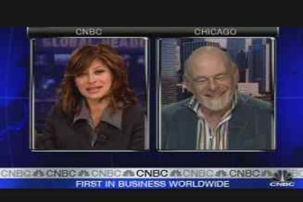 Sam Zell Speaks, Pt. 1