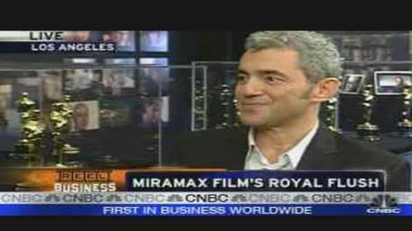 Miramax's New Boss