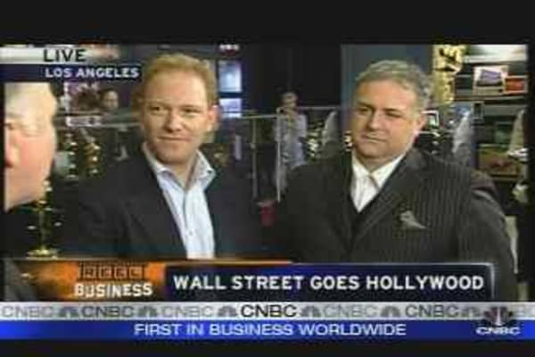 Wall St. Goes to Hollywood