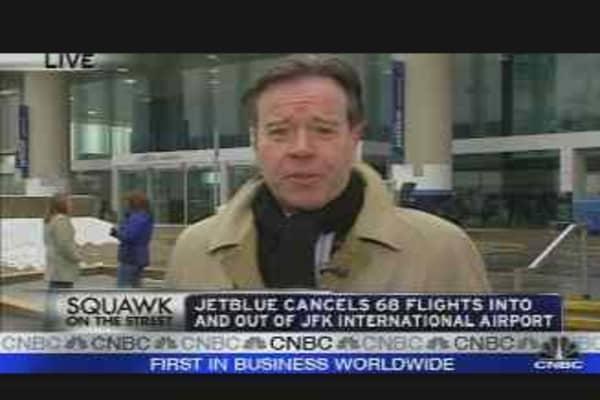 JetBlue Cancels Flights