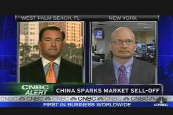 Market Correction?