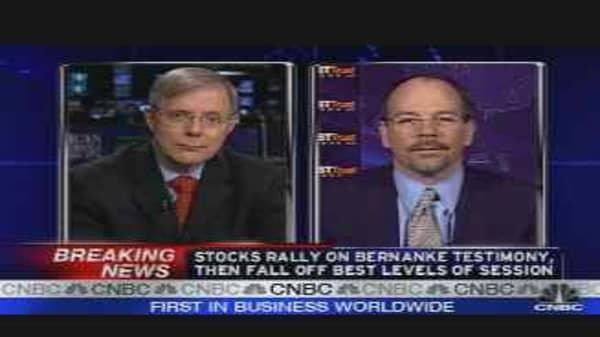 Should Greenspan Shut Up?