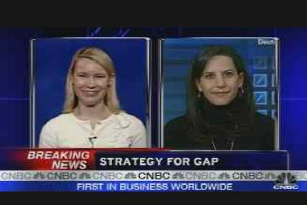 Gap Earnings & Strategy