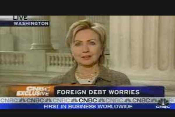 Foreign Debt Concerns