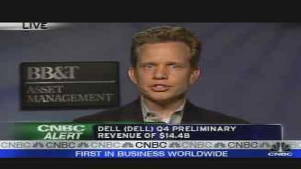 Dell Earnings