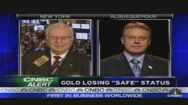 Is Gold Still Safe?