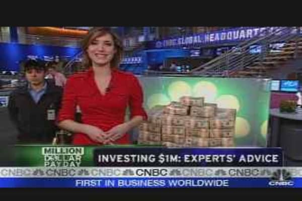 Investing $1M: Expert's Advice