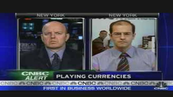 Playing Currency Volatility