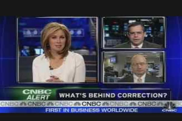 What's Behind Correction?