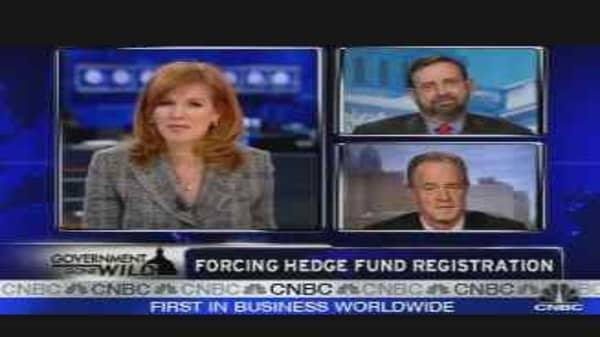 Hedge Fund Registration