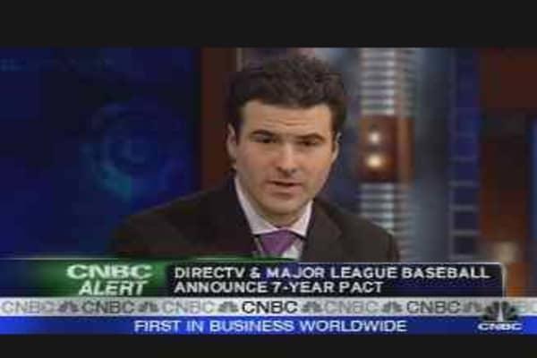 DirecTV & MLB