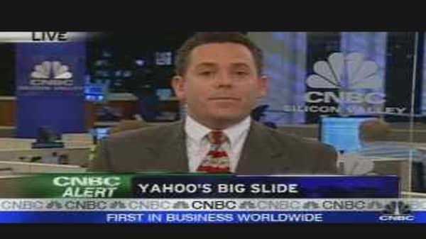 Yahoo Fall