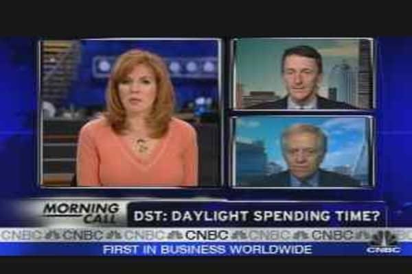 Daylight Saving Shift