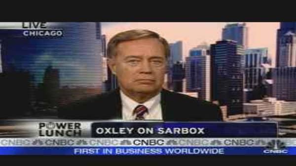 Oxley Speaks