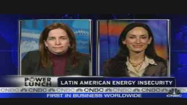 Latin America & Oil