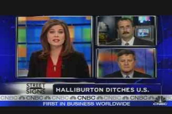 Haliburton Moves to Dubai